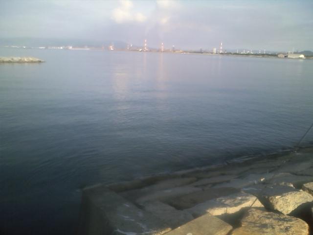 今日の水門
